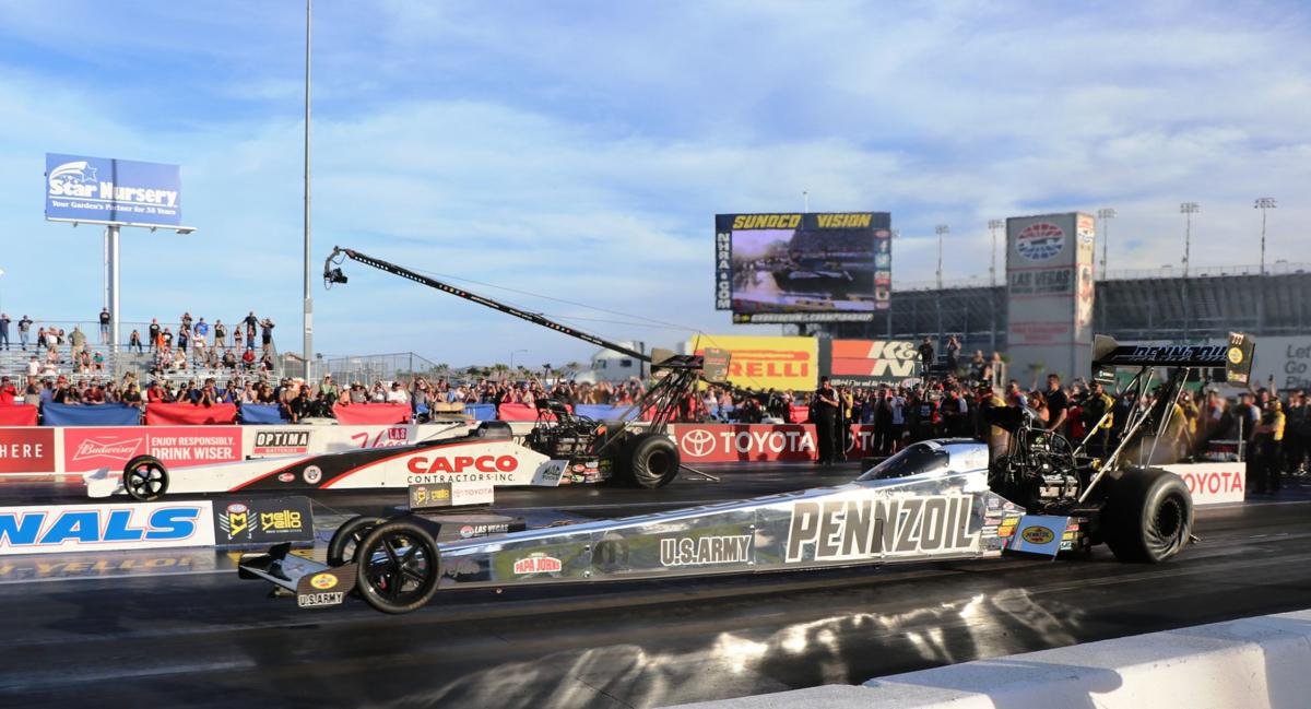 NHRA: Torrence wraps up Top Fuel world championship | Local