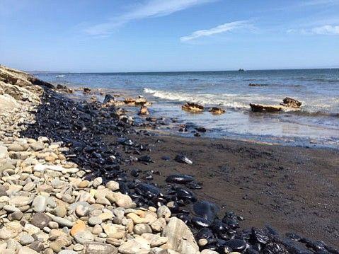 Santa Barbara oil spill -1