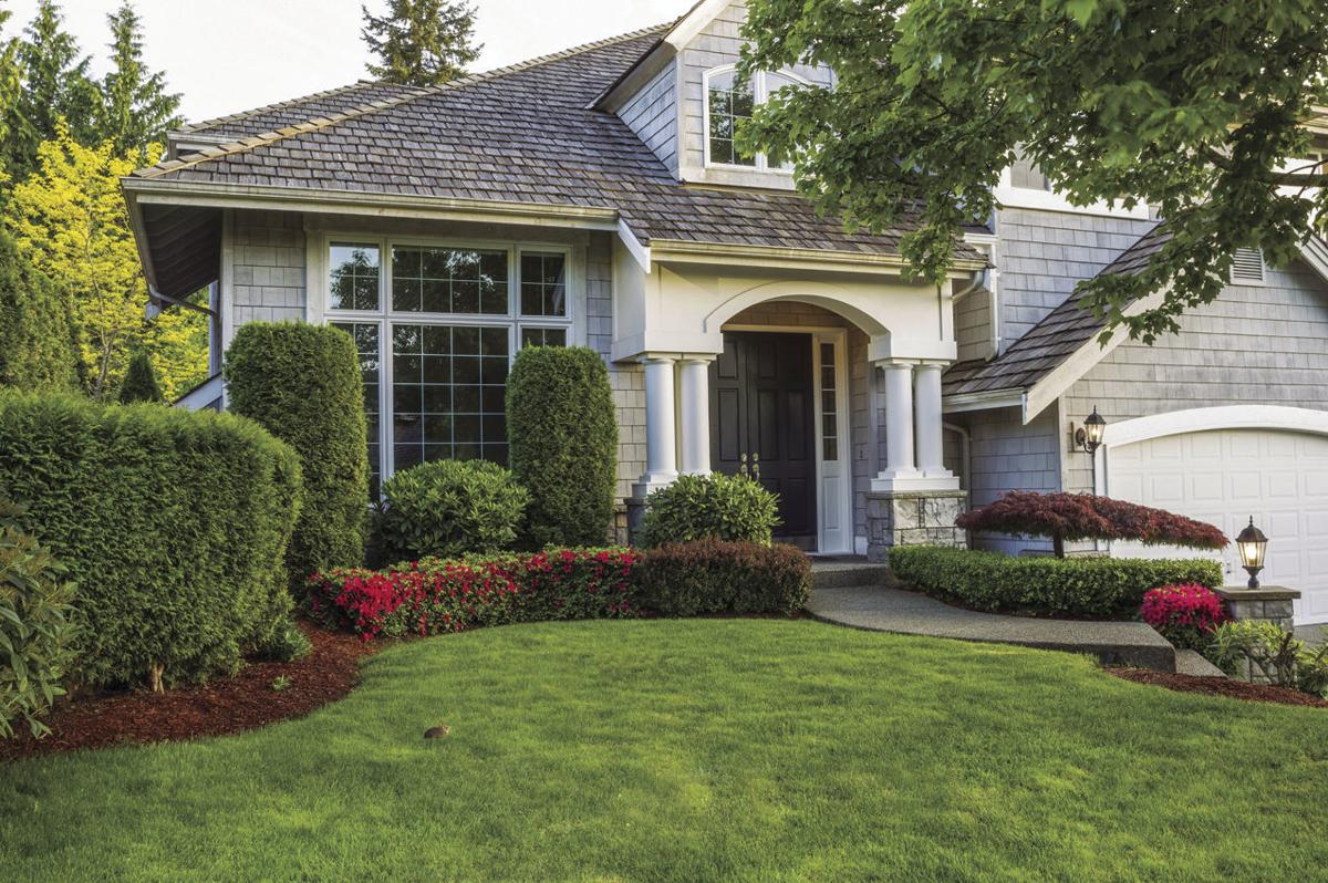 3 ways to use your lawn to improve curb appeal