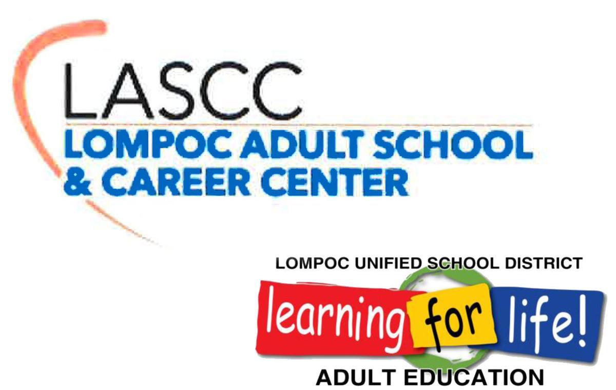 Lompoc Adult School & Career Center logo