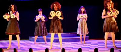 Melodrama's new revue, The Queens of Comedy
