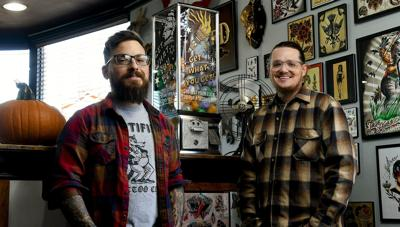 Ink for a cause: Lompoc tattoo shop to host fundraiser for police department