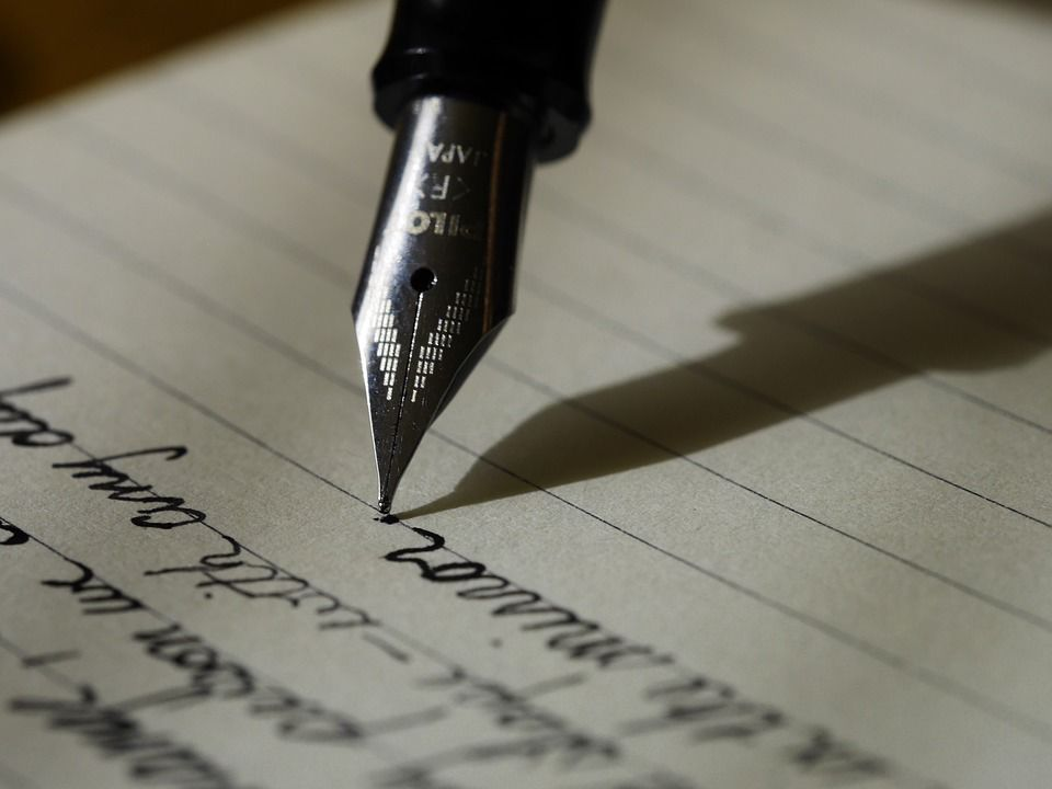 writing, pen, write, letters