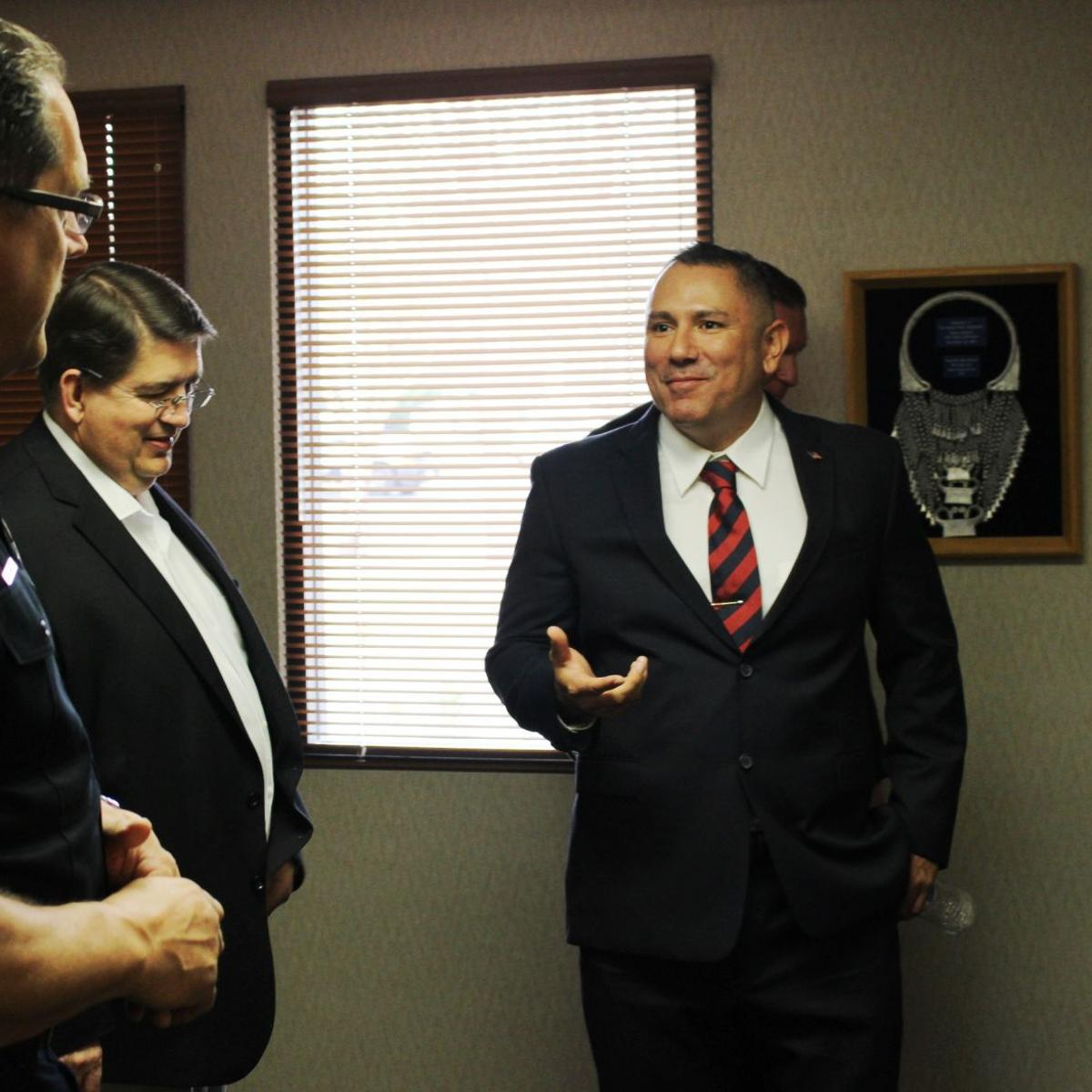 Airman becomes Lompoc mayor for a day | Government and