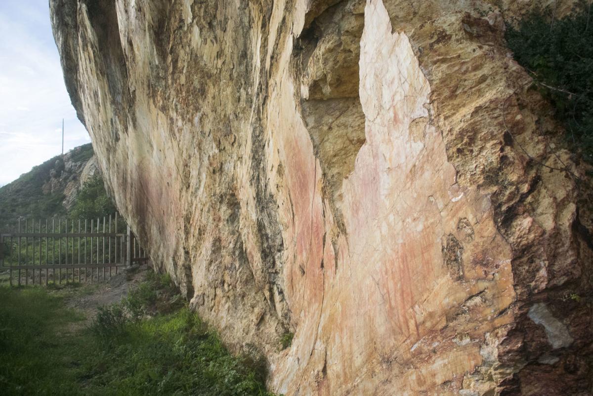 Exploring Vandenberg's Ancient Chumash Art