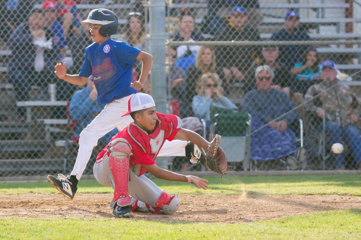 Babe Ruth 13s: Orcutt and Santa Maria erupt late with runs