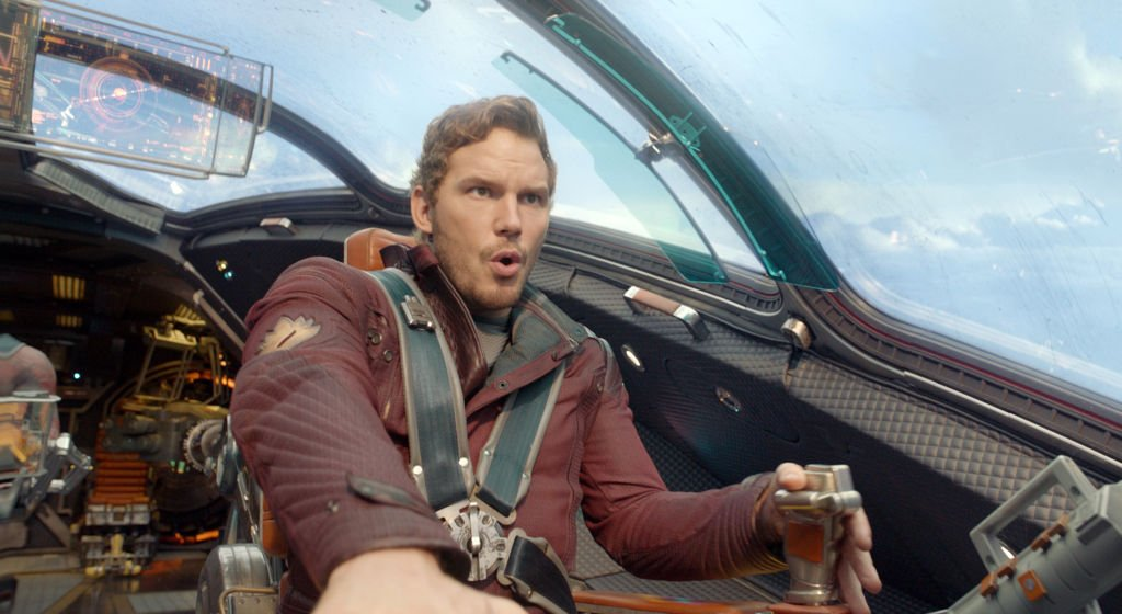 Chris Pratt - Guardians