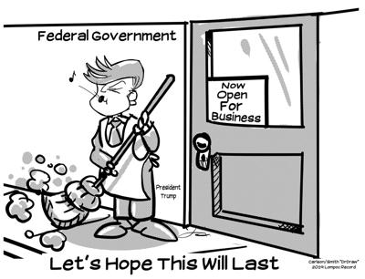 Dr. Draw: Government now open