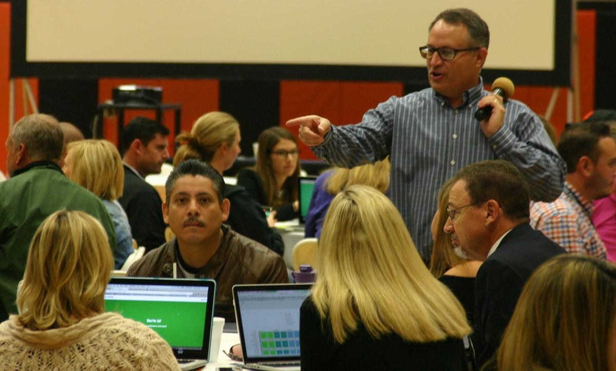 All-Valley Teachers Conference keynote