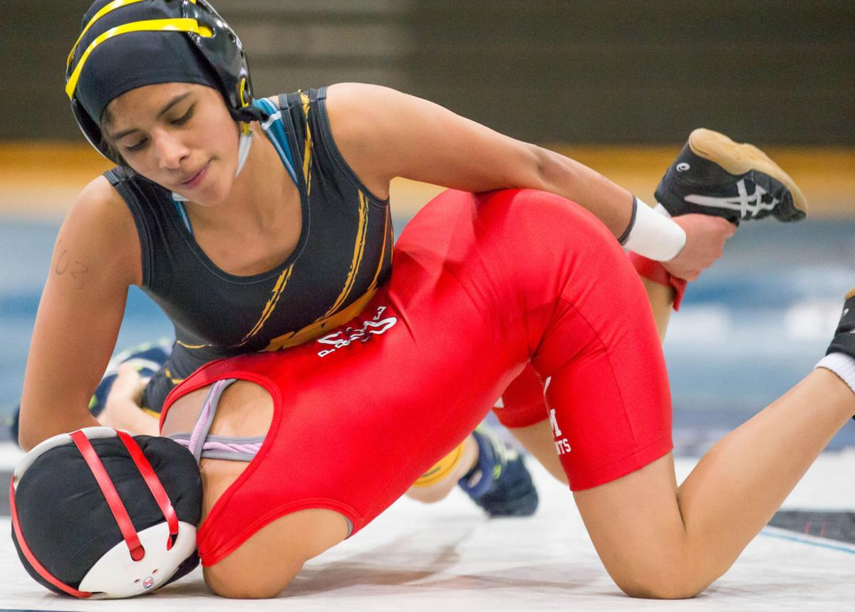 Central Coast Girls Wrestling Association Championships Saturday January 28 2017