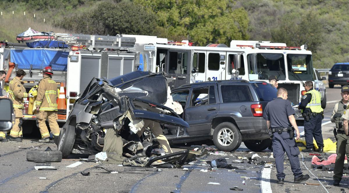 Buellton man, Porterville woman dead in two-fatality crash near