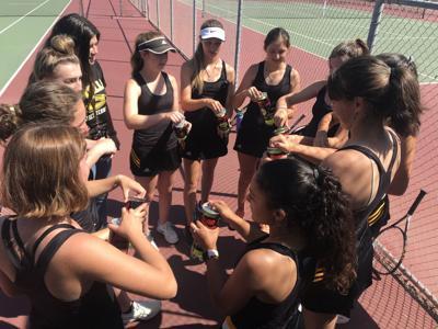 Cabrillo girls tennis