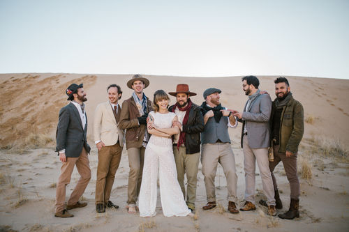 Hot Club of Cowtown & Dustbowl Revival