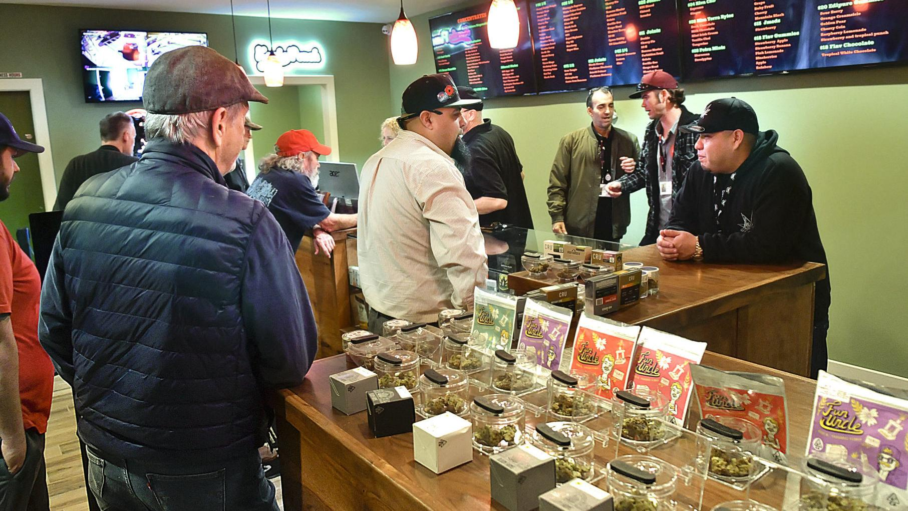 Historic day: Cannabis dispensary opens in Lompoc, becoming first in Santa Barbara County