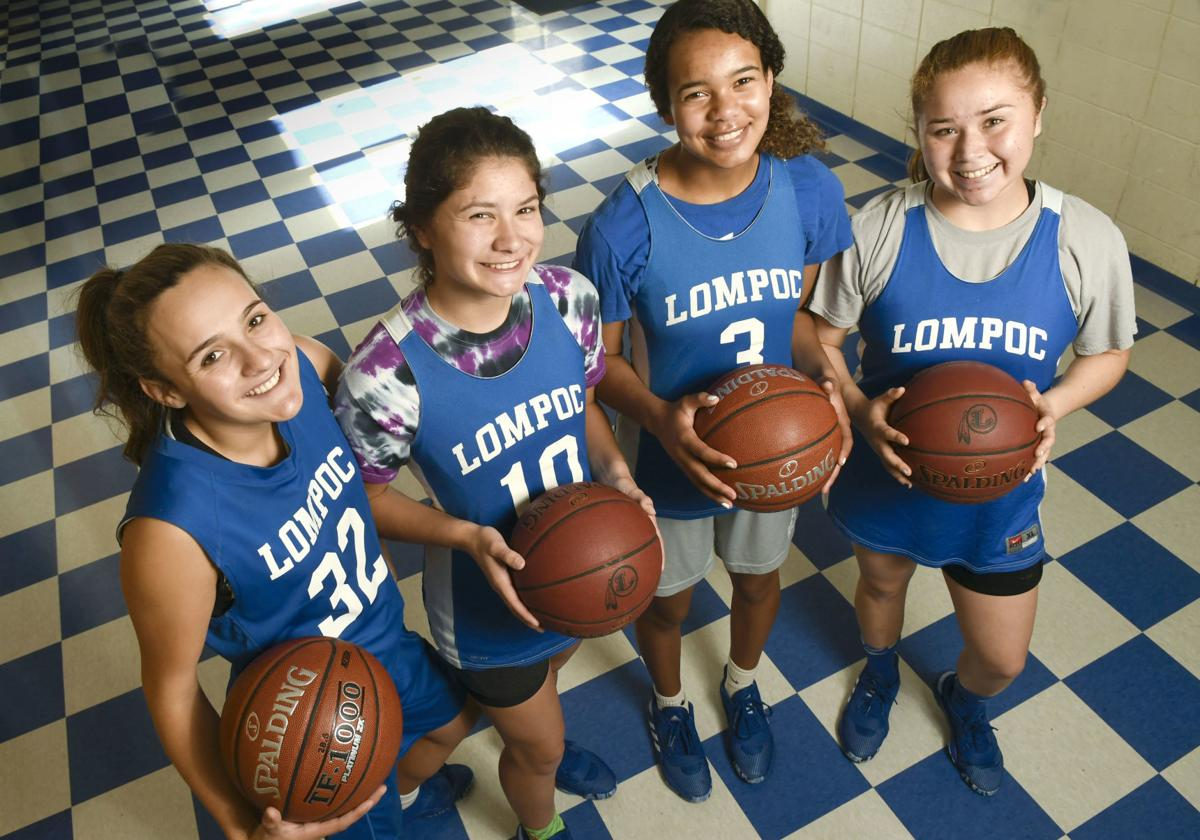 Lompoc girls basketball preview
