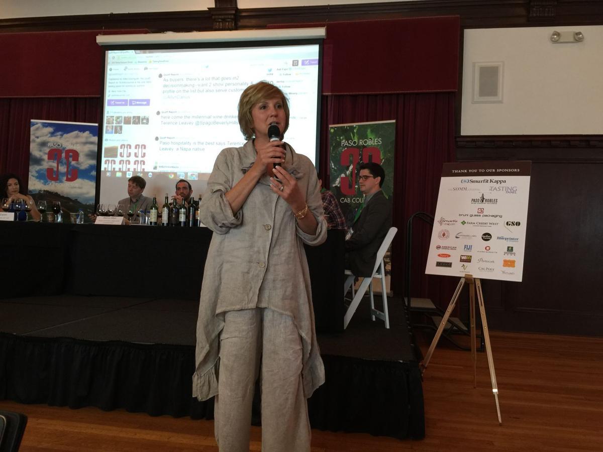 Publicist Linda Parker Sanpei