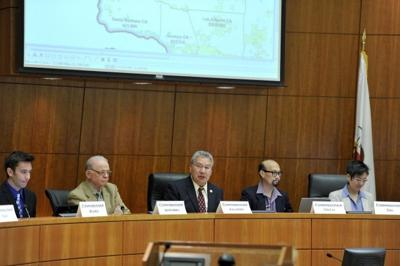 Redistricting panel hears Central Coast views