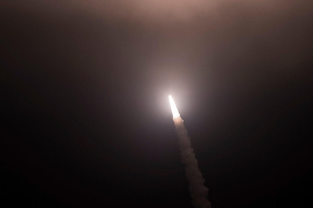 050919 VAFB Minuteman III test