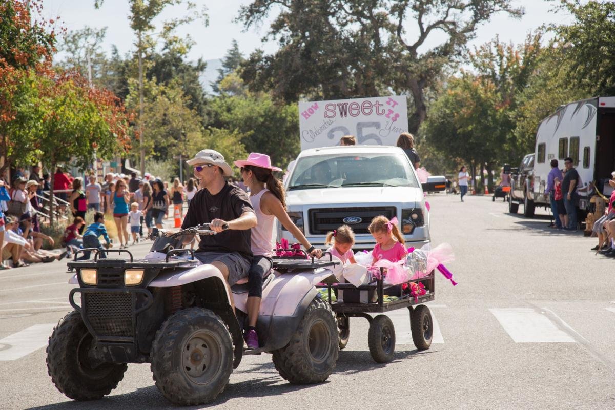 Danish days parade highlights second day of 81st annual event local news lompocrecord com