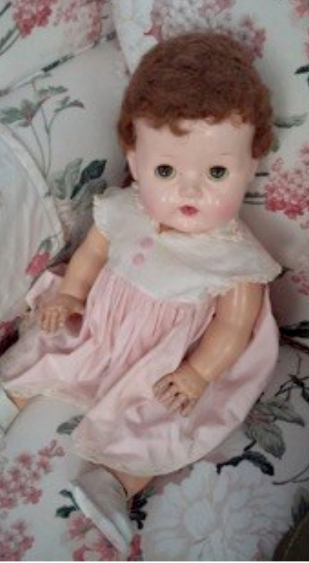 Treasures 1950s Tiny Tears Doll Is Collectible