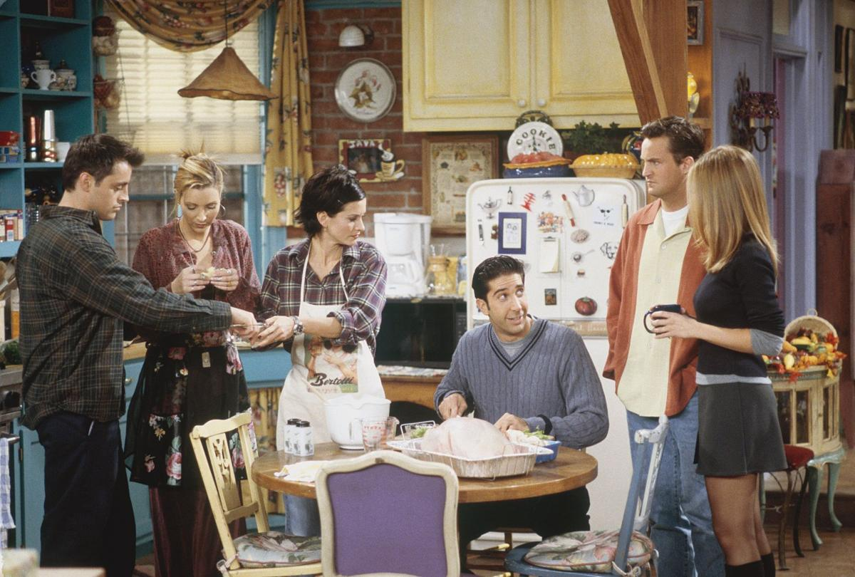 25 Of The Most Relatable Friends Episodes As The Show Turns 25 Television Lompocrecord Com