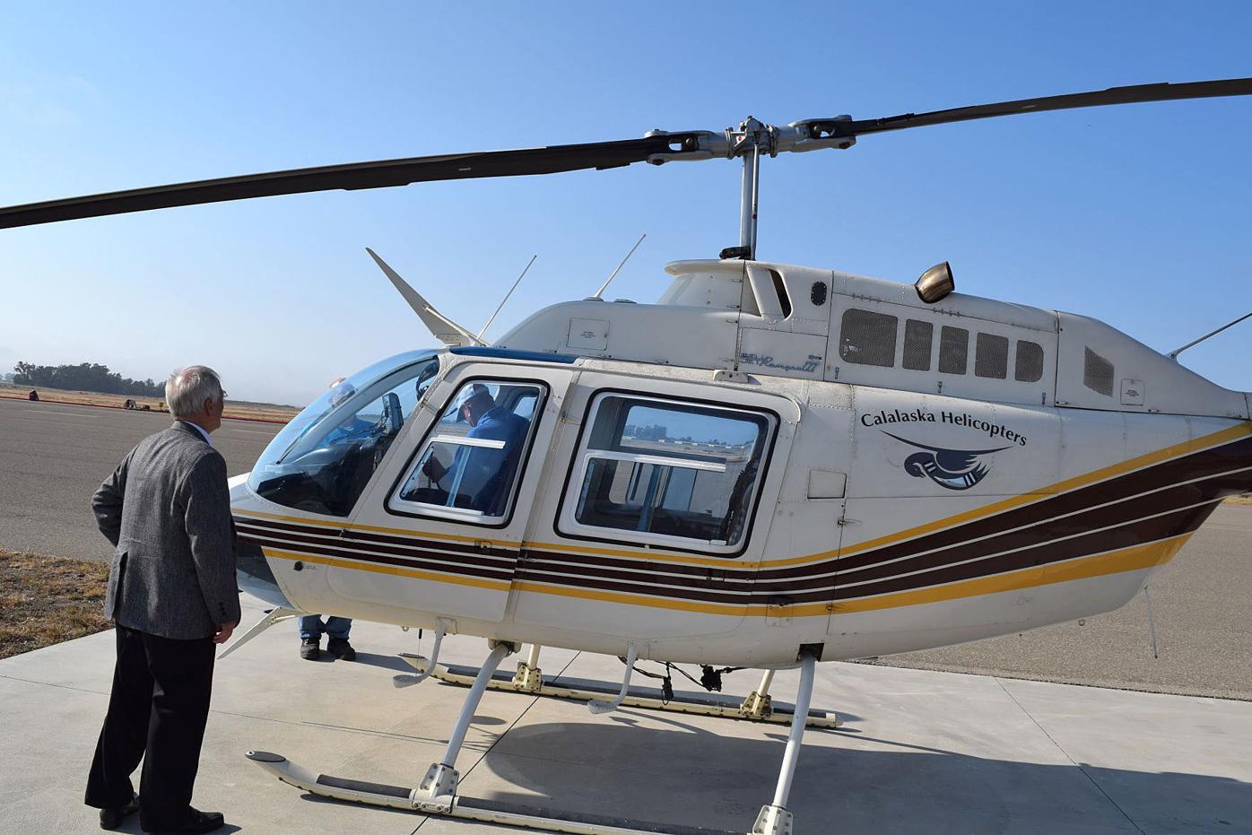 Calalaska helicopter 2