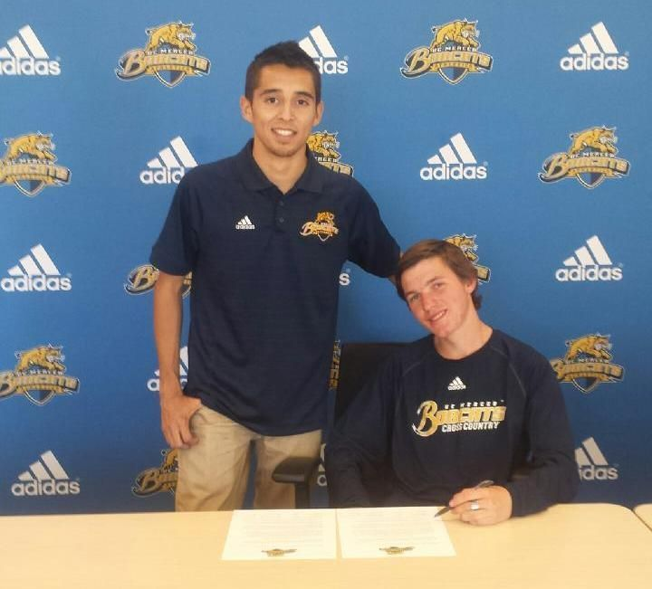 Tyler signs with UC Merced