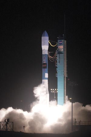 A United Launch Alliance Delta II