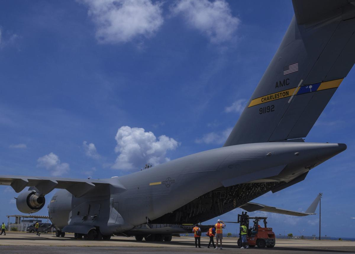 St. Kitts Humanitarian Aid