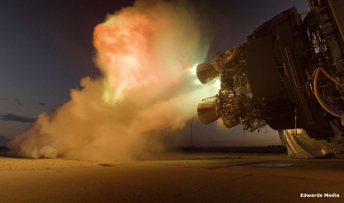 Firefly Aerospace's Alpha Reaver B