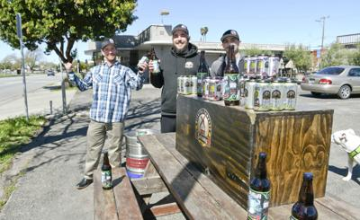 Solvang Brewing Co. curbside sales
