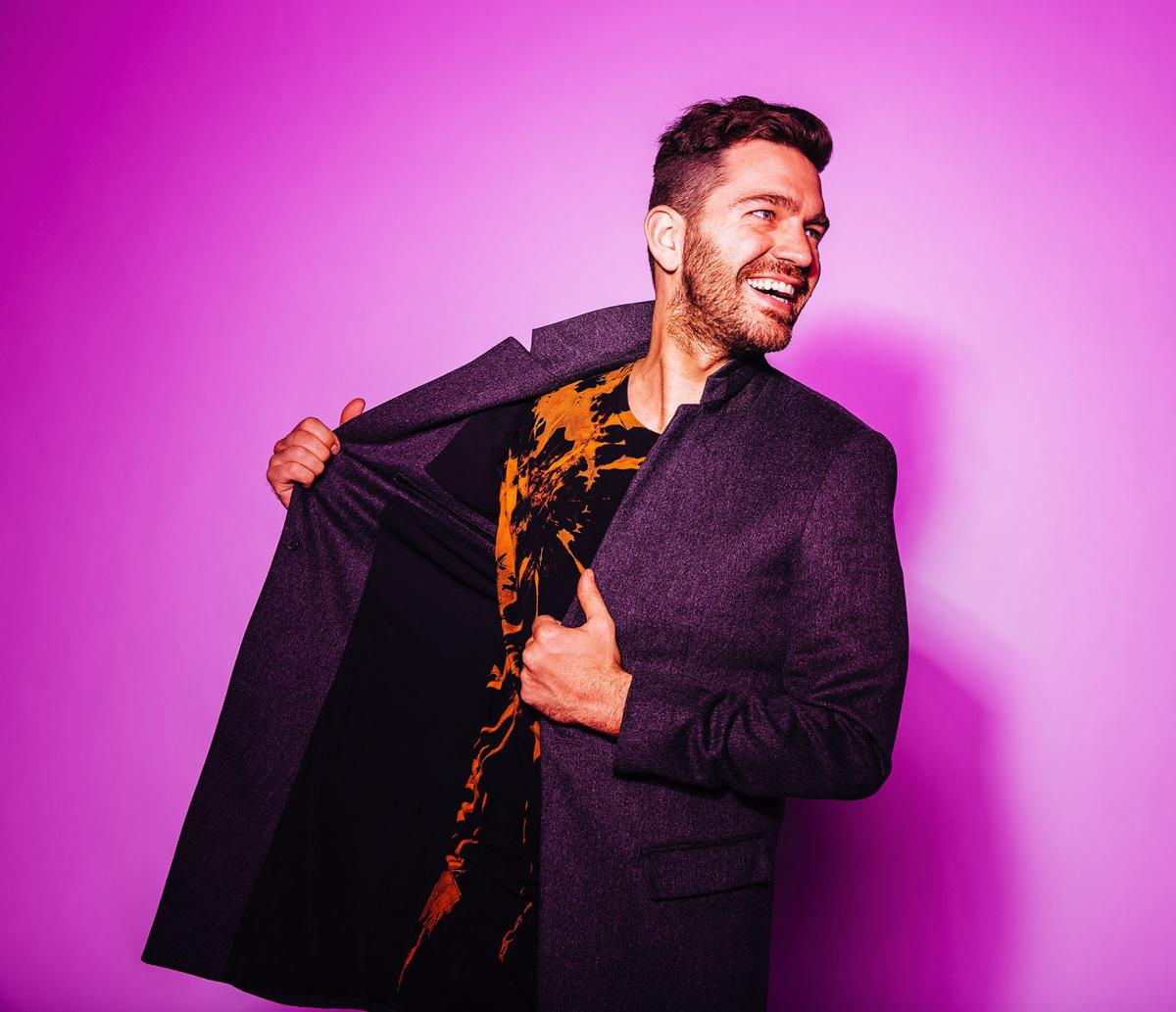 Andy Grammer to perform March 16 at Chumash Casino Resort's Samala Showroom