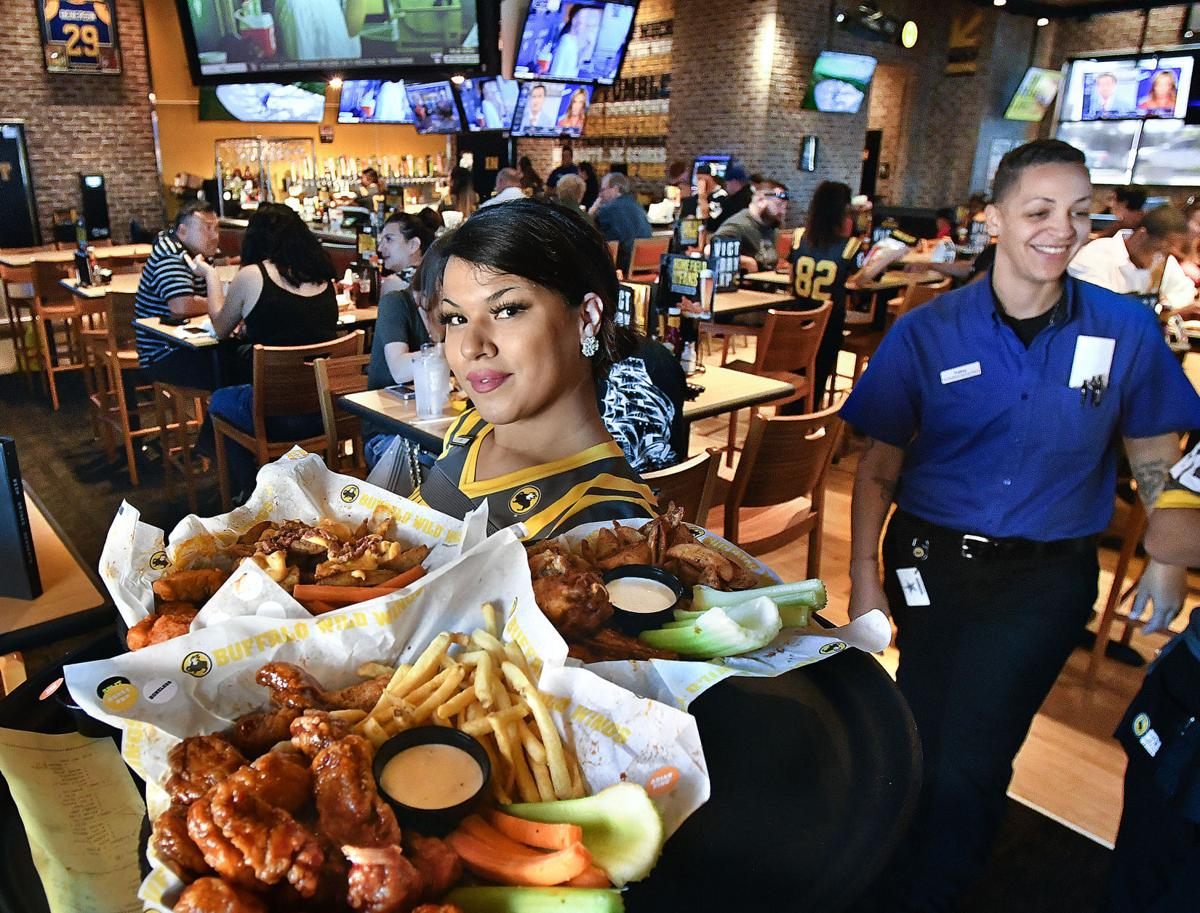 Buffalo Wild Wings Is The Ultimate Place For Wings, Beer, and Sports.