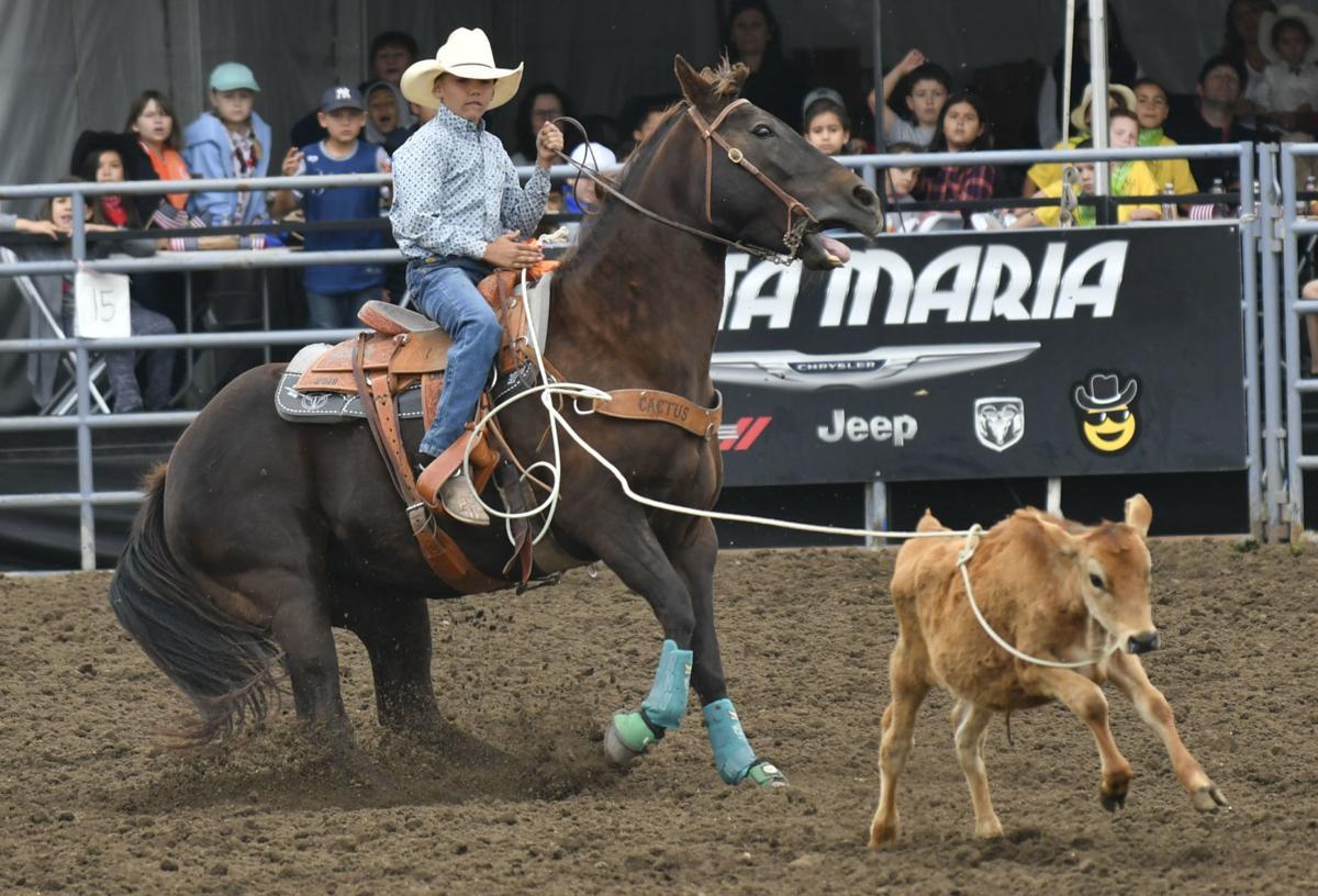 Photos: Minetti Mini Rodeo entertains local students | Local