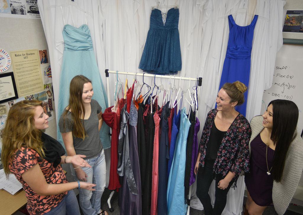 Cinderella\'s Closet offers prom dresses, accessories | Education ...
