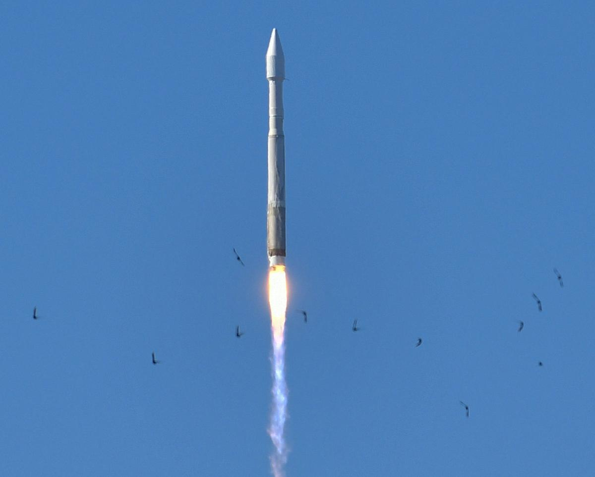 Atlas V rocket to blast off from Vandenberg Air Force Base on Thursday