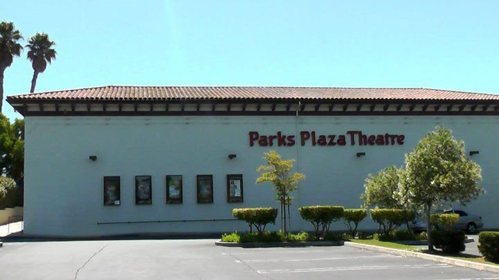 Parks Plaza theater in Buellton