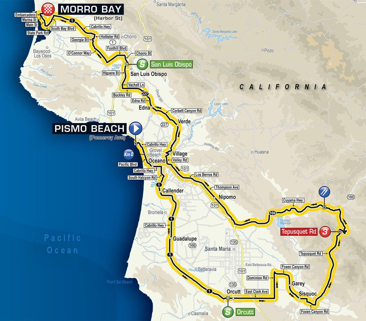 Amgen Tour of California 2017