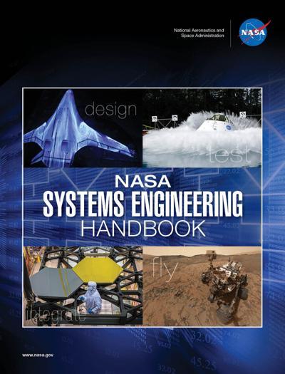 NASA handbook cover