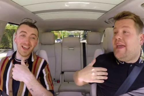 Sam Smith And Fifth Harmony Make For One Epic 'Carpool Karaoke'