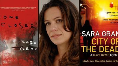 080620 Sara Gran author