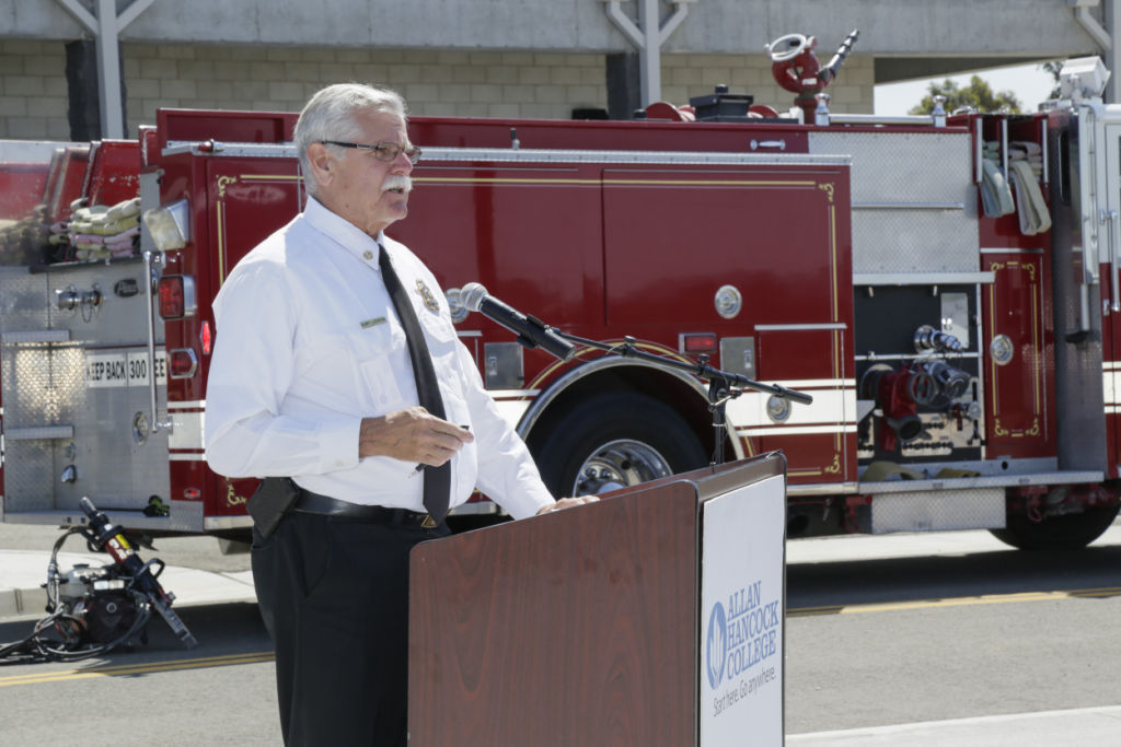 Hancock's Public Safety Training Complex Opens