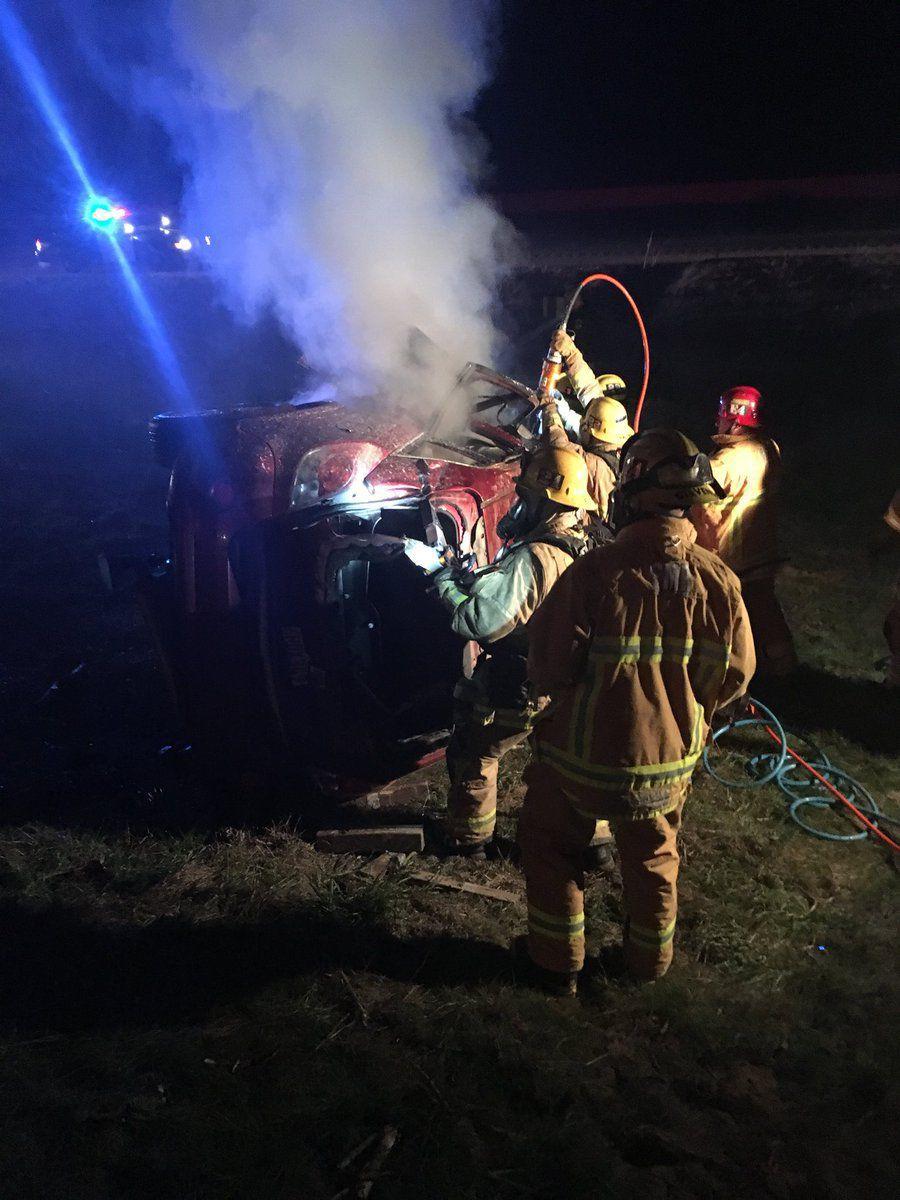 Victim killed in fiery crash on Highway 101 identified as Santa