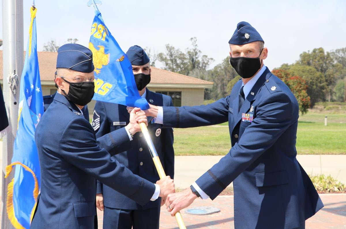 533rd Training Squadron guidon