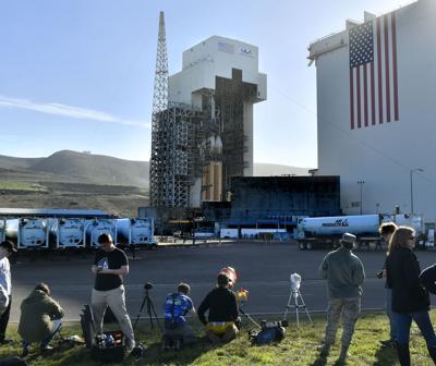 Delta IV Heavy preparations (copy)