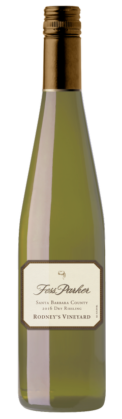 Fess Parker Santa Barbara County 2016 Dry Riesling Rodney's Vineyard