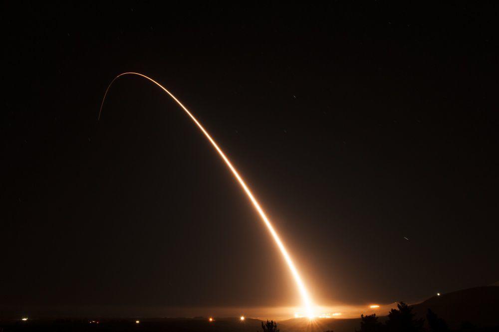 110618 ICBM launch