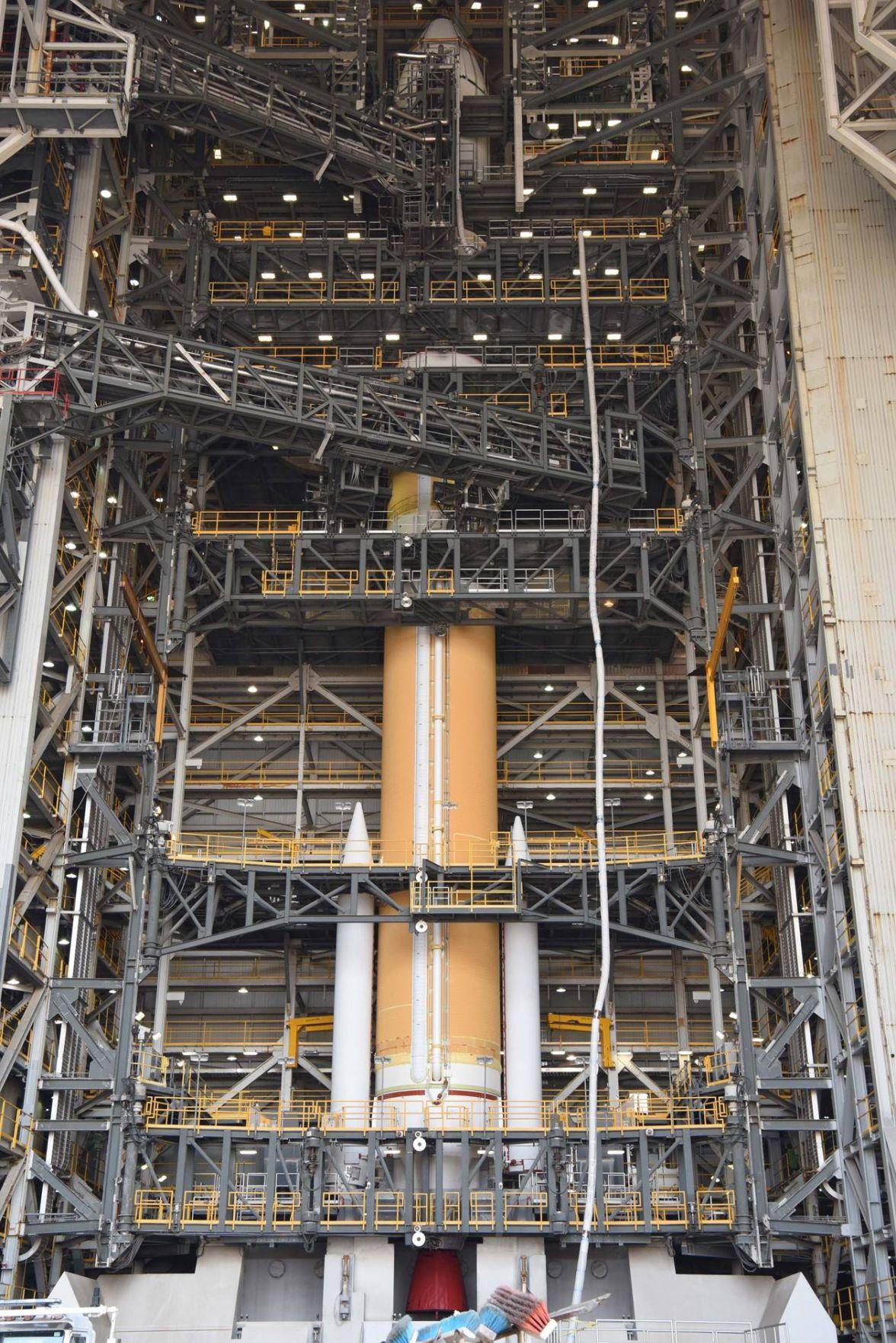 Atlas IV NROL-47