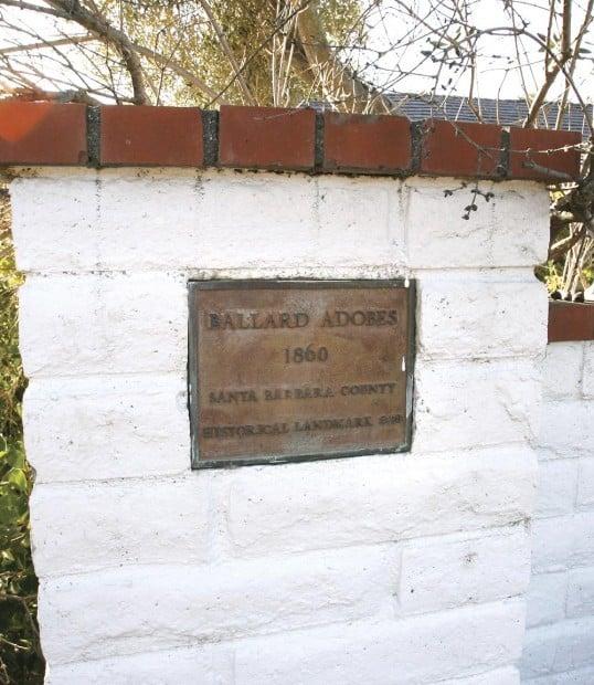 Original Ballard Adobe stagecoach stop has found ideal caretakers