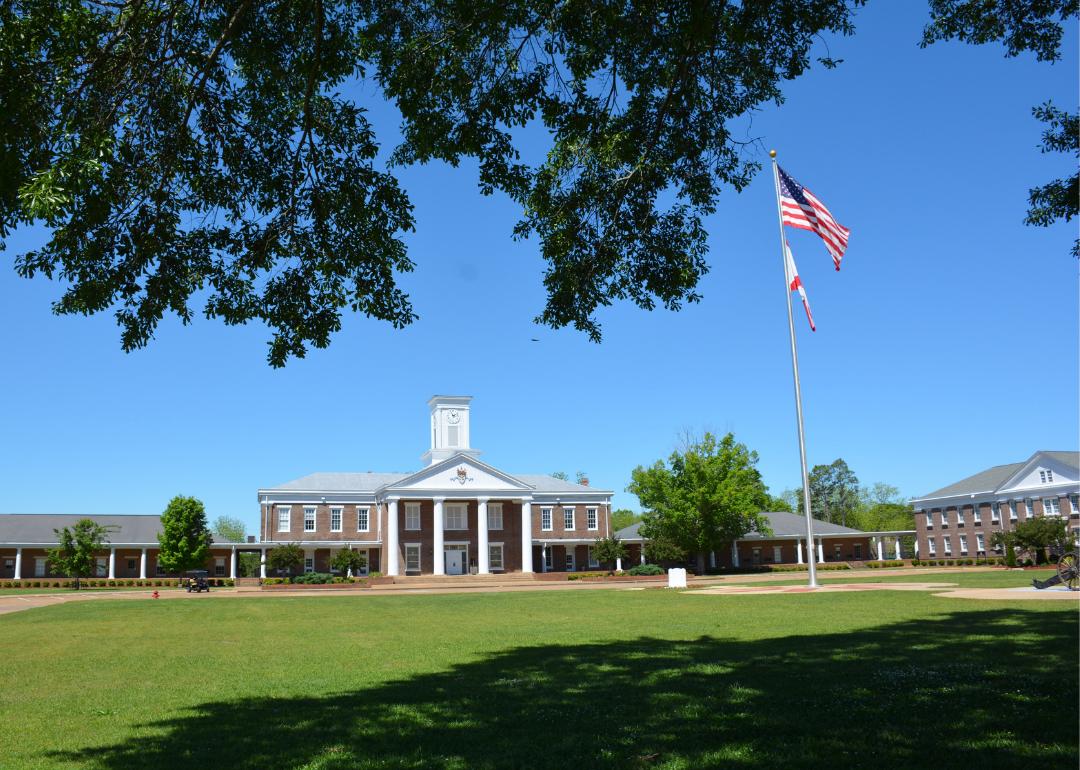 Alabama: Marion Military Institute